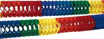 Regenbogen-Girlande, 2 Stück, 2,5 m - 1