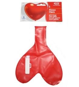 Riesen-Herzballon in Rot - 1