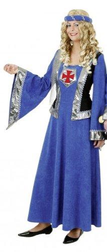 Ritter Dame : Kleid und Kopfband - 1