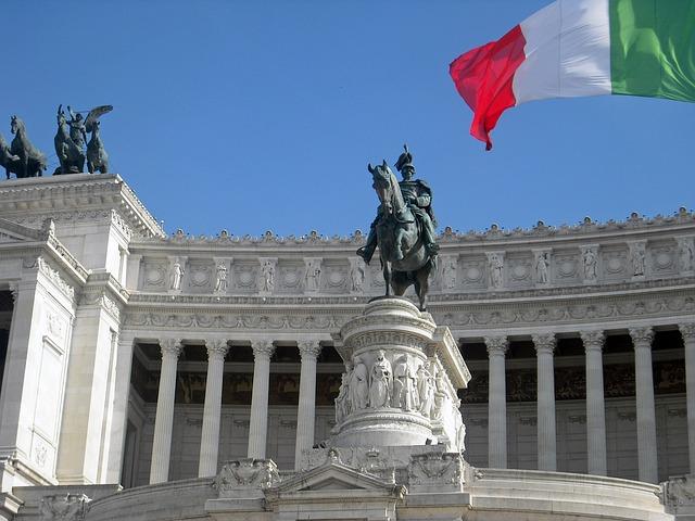 Anlässlich der Festa della Republicca wird dem Referendum von 1946 gedacht, der Gründung der Italienischen Republik