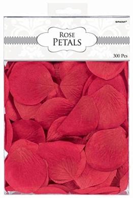 Rosenblätter rot, 300er-Pack - 1