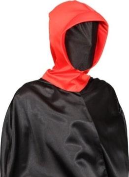 rote Halloween Maske - 1