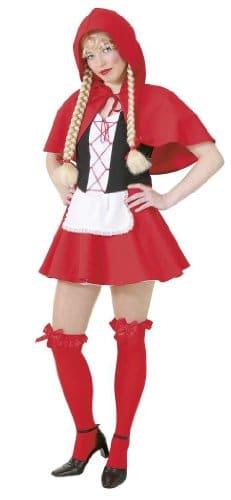 Rotkäppchen : Kleid und Umhang - 1