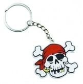 """Schlüsselanhänger, """"Jolly Roger"""", 2 Stück - 1"""