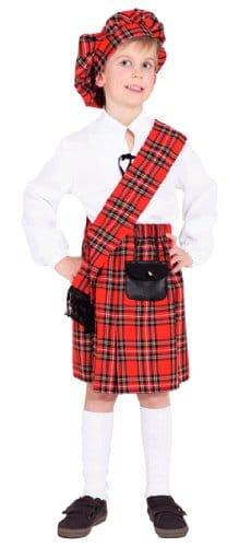 Schotten-Kostüm für Jungen - 1