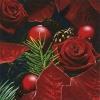 "Servietten: Motivservietten, ""Romantic Rose"", 30 x 30 cm, dreilagig, 20er-Pack - 1"