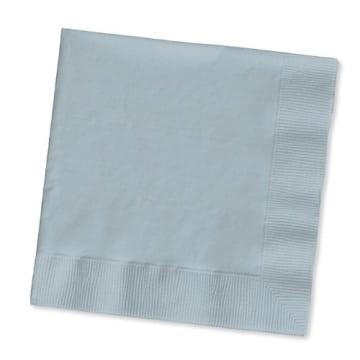 Servietten: Papierservietten, uni, orange, 30 x 30 cm, dreilagig, 20er-Pack - 7