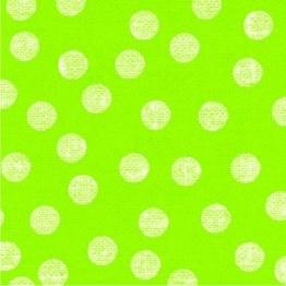 """Servietten: Party-Servietten """"Dots Green"""", 33 x 33 cm, 20 Stück - 1"""