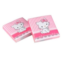 Servietten: Party-Servietten, Hello Kitty/Charmmy Kitty, 33 x 33 cm, 20er-Pack - 1
