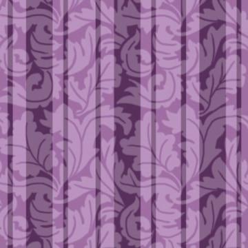 Servietten: Party-Servietten, Ornament, lila, 33 x 33 cm, 20 Stück - 1