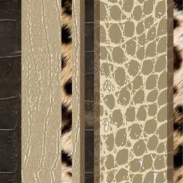 Servietten: Party-Servietten, Wild Thing, 33 x 33 cm, 20 Stück - 1