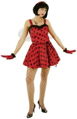 Sexy Käfer : Kleid, Petticoat und Flügel - 1