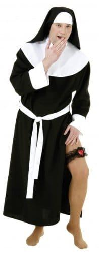Sexy Nonne für Herren – Männerballett - 1