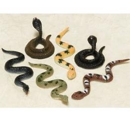Spielzeug-Figur: Schlange, sortiert, verschiedene Motive - 1