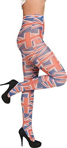 "Strumpfhose ""UK-Flag"" - 1"