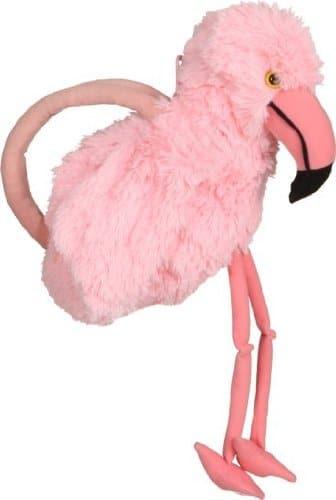 Tasche: Flamingo-Affen, rosa - 1