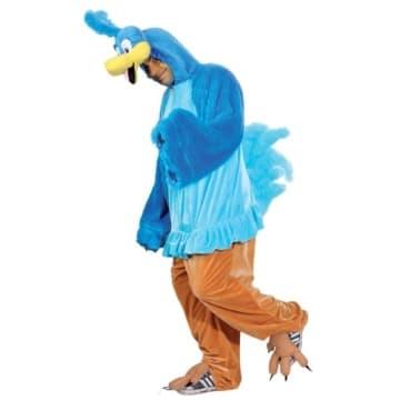 Tierkostüm: lustiger Vogel-Overall, Einheitsgröße - 1