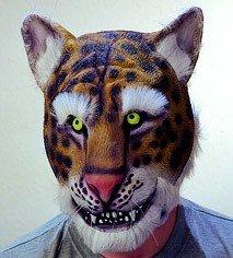 Tiermaske: Leopard - 1