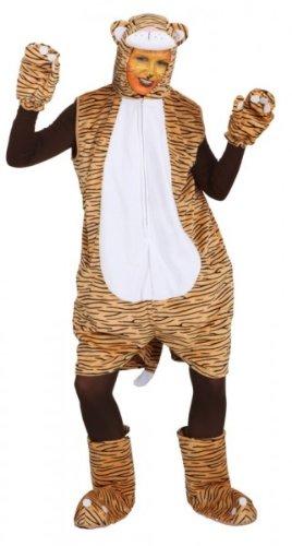 Tiger – Overall mit Handschuhen und Fußstulpen - 3