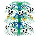 Tisch-Deko: Aufsteller, Fußball-Centerpiece, 40 cm - 1