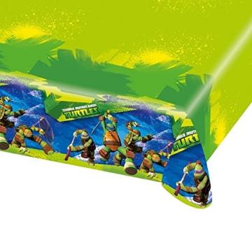 "Tischdecke: Tischtuch, Kunststoff, Motiv ""Teenage Mutant Ninja Turtles"" - 1"