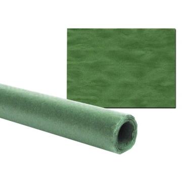 Tischtuch: Damasttischtuchrolle aus Papier, dunkelgrün, 8 x 1 m - 2