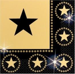"""Tischtuch: Tischdecke, Kunststoff, """"Hollywood Stars"""", 137 x 259 cm - 1"""