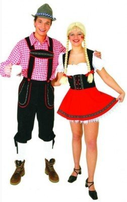 Trachtenkleid: Bayernmadl - 1