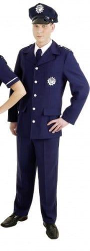 Verkleidung : Polizist Uniform - 1
