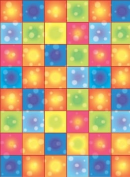 "Wandtattoo: Scene-Setter, ""Disco Boogie"", ca. 1,20 x 12,20 m - 1"