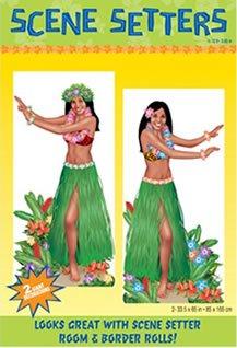 Beachparty Hula Hawaii Halsketten 12 Stück Tiki Deko Mitgebsel Gastgeschenk