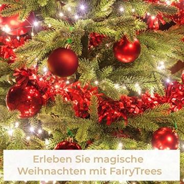 Weihnachtsbaum bayrische Tanne Premium Qualität, grün oder weiß 3