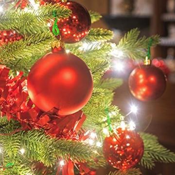 Weihnachtsbaum bayrische Tanne Premium Qualität, grün oder weiß 5
