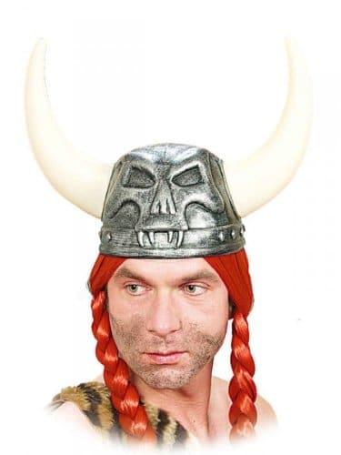 Helm Mit Hörnern