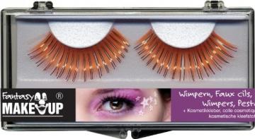 Wimpern-Set: zwei künstliche Wimpern mit Kosmetikkleber - 3