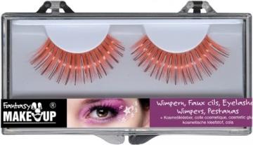 Wimpern-Set: zwei künstliche Wimpern mit Kosmetikkleber - 4