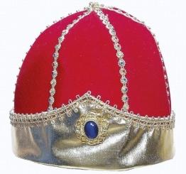 Zarenmütze: russische Mütze für das Kostüm Zar - 1