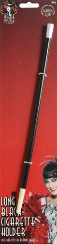 Zigarettenhalter: Zigarettenspitze, silber - 1